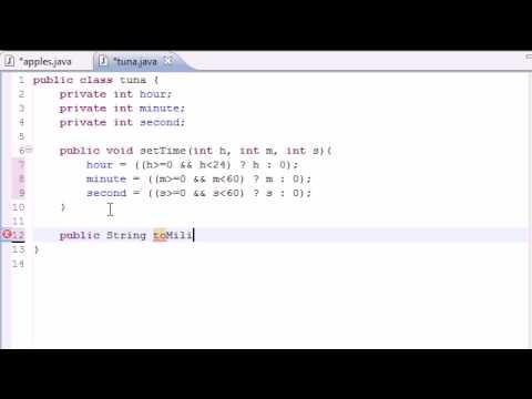 Java Programlama Eğitimi - 36 - Zaman Sınıf