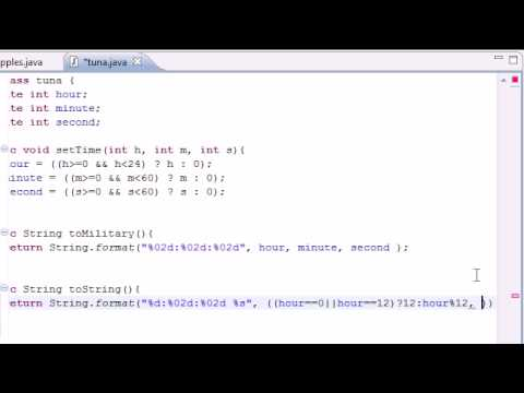 Java Programlama Eğitimi - 37 - Ekran Normal Süre