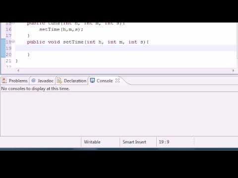 Java Programlama Eğitimi - 39 - Birden Fazla Oluşturucular