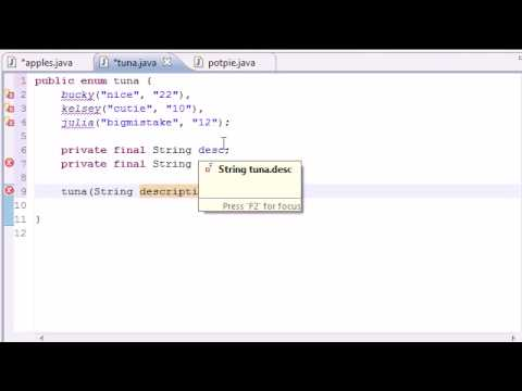 Java Programlama Eğitimi - 44 - Numaralandırma