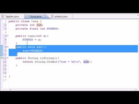 Java Programlama Eğitimi - 48 - Final