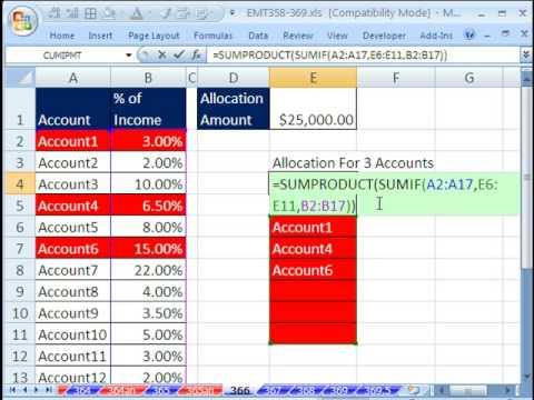 Excel Sihir Numarası 366: Arama İçin Muhasebe Tahmini Ekleme
