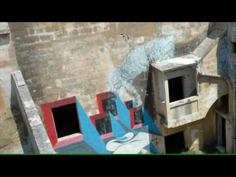 Açılan Ortak Bir Animasyon Blu Ve David Ellis (2 Kez Döngü) Tarafından