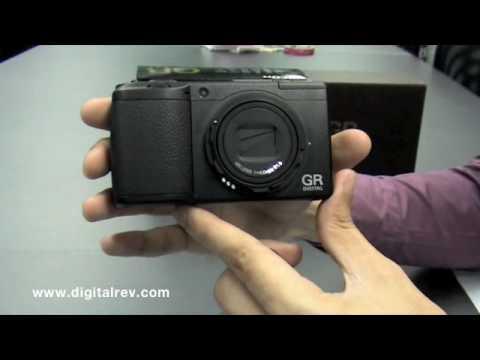 Ricoh Gr Digital Iıı - İlk İzlenim Video Digitalrev Tarafından