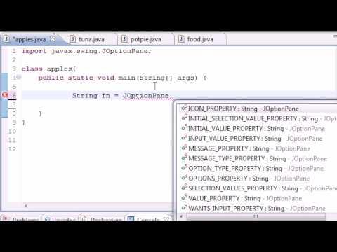 Java Öğretici - 50 - Graphical Kullanıcı Arayüzey Guı Programlama