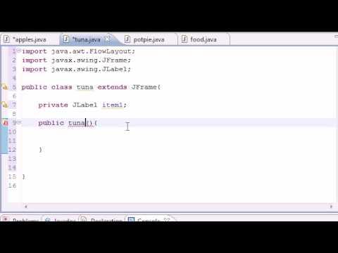 Java Programlama Eğitimi - 51 - Guı İle Jframe