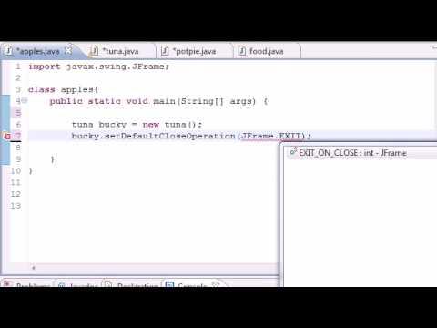 Java Programlama Eğitimi - 54 - Olay İşleyicisi Program