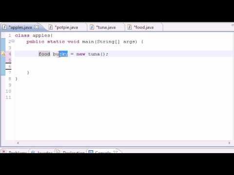 Java Programlama Eğitimi - 55 - Intoduction İçin Çok Biçimlilik