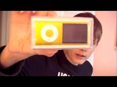 Lockerz Ödülü İpod Nano 4G Sarı Unboxing Vay!