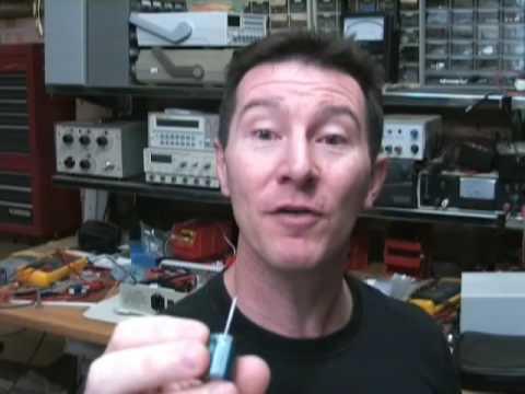 Eevblog #33 1Of2 - Kapasitör Öğretici (Elektrolitik, Tantal Ve Plastik Film)
