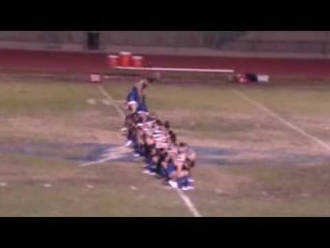 Rocklin Lise Dans Takımı 10/2/09 (Rocklin Vs Manzarası)