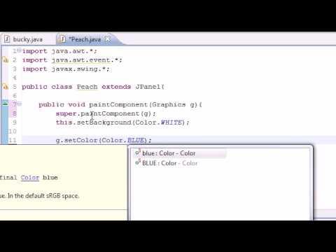 Java Programlama Eğitimi - 84 - Grafik Çizim