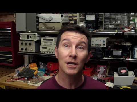 Eevblog #42 - Patlayan Kapasitörler Yüksek Hızlı