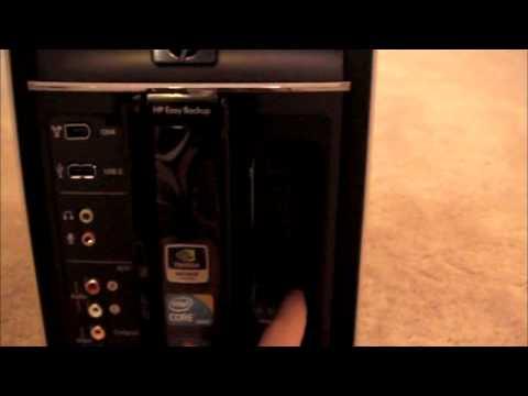 Hp Pavilion Elite E9280T Serisi (Windows 7 + Daha Fazla)