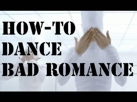 Kötü Romantik Dans Eğitimi [Vıdeo Klip]