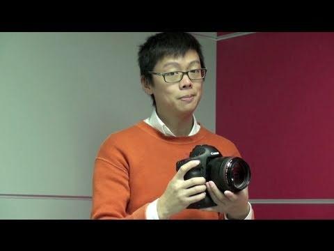 Canon Eos - 1D Mark Iv Hands-Video