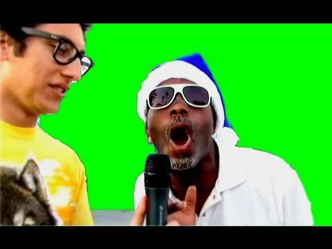 Siyah Noel Baba (Uncut: Pr0N)