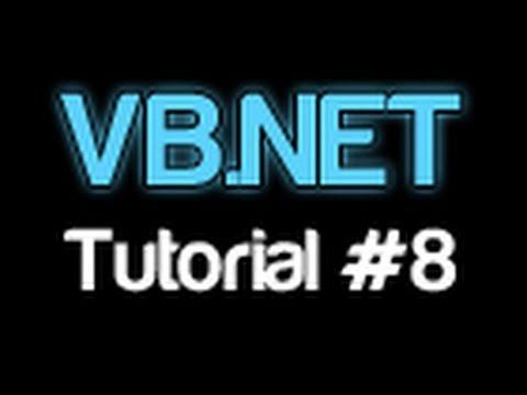 Vb.net Öğretici 8 - Liste Kutusu (Visual Basic 2008/2010)
