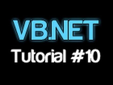 Vb.net Eğitimi 10 - Menü Çubuðu (Visual Basic 2008/2010)