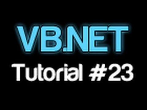 Vb.net Öğretici 23 - Zamanlayıcılar (Visual Basic 2008/2010)