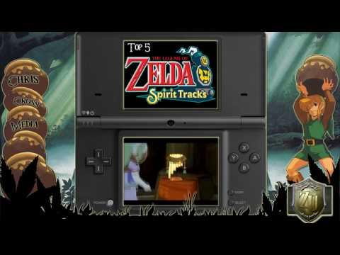 Zelda Ruhu Parça Top 5 Efsanesi!