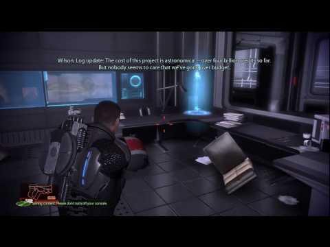 Kitle Etkisi 2 Walkthrough - Bölüm 3 (Hd)