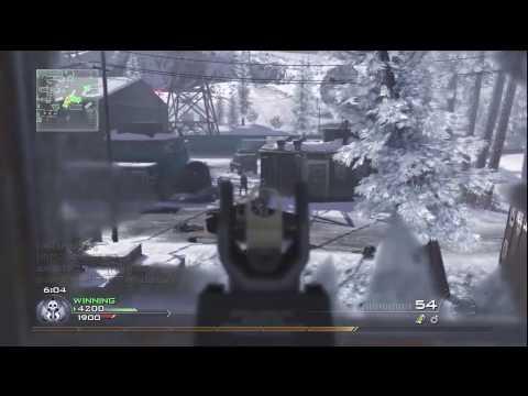 Görev Çağrısı: Modern Warfare 2 - Oyun Ve Yorum 33-5 (Hd)