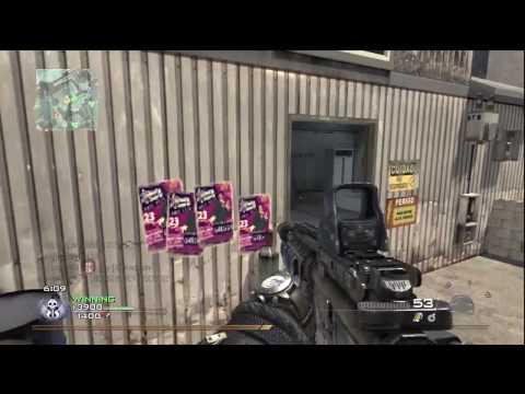 Call Of Duty: Modern Warfare 2 - Korku Veren Oyun Kill Flashbanged (Hd) Sonra Kazanan