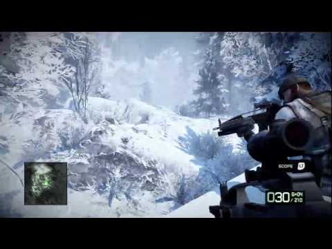 Battlefield Bad Company 2 - Bölüm 4 - Tek Oyuncu Kampanya (Hd)