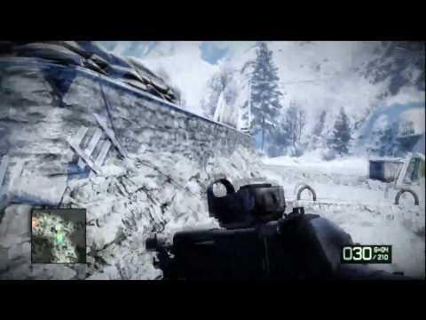 Battlefield Bad Company 2 - Bölüm 6 - Tek Oyuncu Kampanya (Hd)