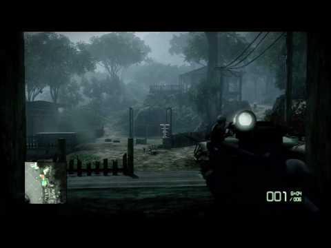 Battlefield Bad Company 2 - Bölüm 10 - Tek Oyuncu Kampanya (Hd)