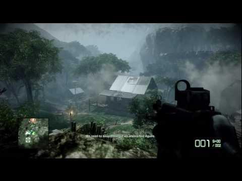 Battlefield Bad Company 2 - Bölüm 12 - Tek Oyuncu Kampanya (Hd)