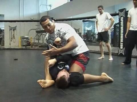 Z (Veya S) Takma Saldırıları: Kafakolu Vinny Magalhães (Ultimate Fighter) İle