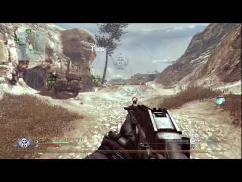 Call Of Duty: Modern Warfare 2 - Arama Ve Afgan 10-4 (Hd) Yok