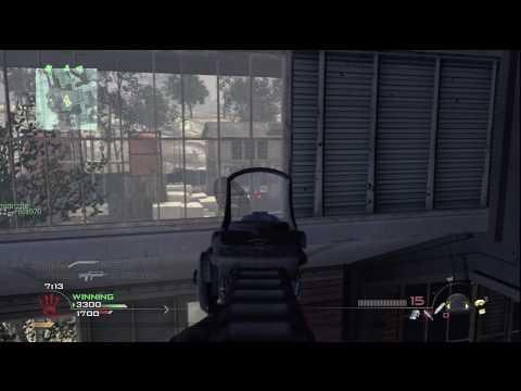 Call Of Duty: Modern Warfare 2 - Kullanarak Susturulması Ump Ocağında 21-9 (Hd)