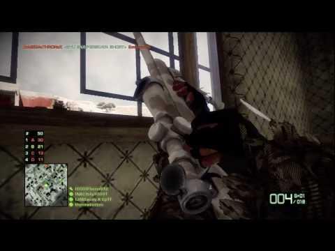 Battlefield Bad Company 2-13 Öldürür 2 Dakika Online Multiplayer (Hd)
