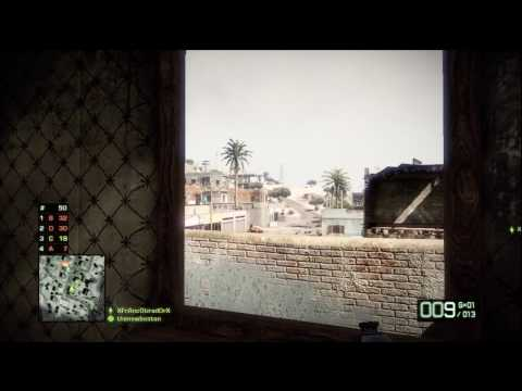 Battlefield Bad Company 2 - Epik Pwnage! (Online Multiplayer Oyun) (Hd)