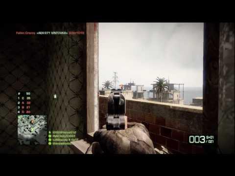 Battlefield Bad Company 2-İki Dakika Pwnage! (Online Multiplayer Oyun) (Hd)