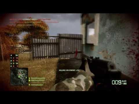 Battlefield Bad Company 2 - Online Multiplayer Montaj Ve Bir Wtf Öldürmek Öldürmek! (Hd)