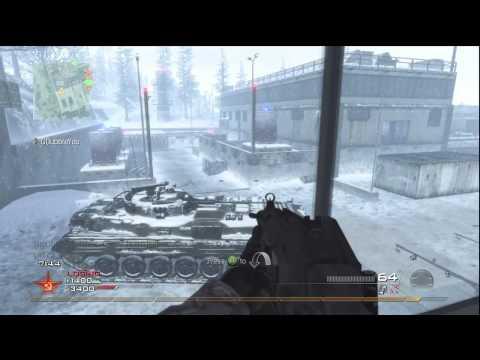 Görev Çağrısı: Modern Warfare 2 - Alt Bankası Tde İle Susturulması Ump (Oyun/yorum) 24-11 (Hd)