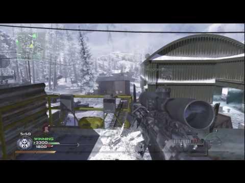 Görev Çağrısı: Modern Warfare 2 - Uber Beatdown (Hd) Raydan (Oyun/yorum) 30-2 Üzerinde