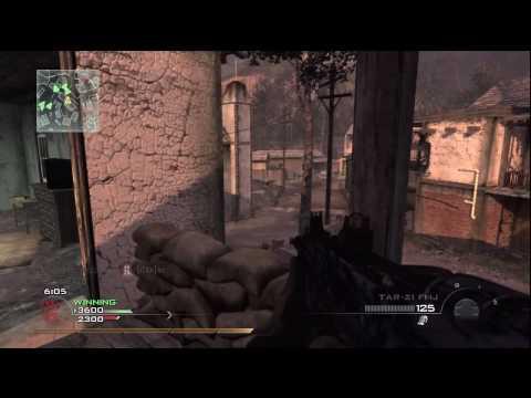Görev Çağrısı: Modern Warfare 2 - Yıkık 28-7 Ve Oyun Kazanan Öldürmek (Oyun/yorum) (Hd)