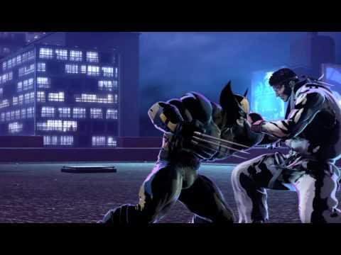Resmi Marvel Vs Capcom 3: İki Dünya Duyuru Römork Kaderi