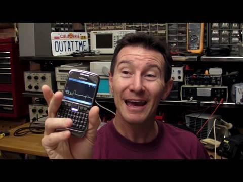 Eevblog #80 - Nokia E71 + Garmin Mobile Xt Katıştırılmış Cehennem =