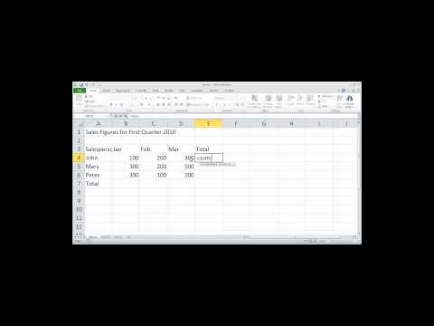 Bölüm 2 - Excel 2010 Temelleri