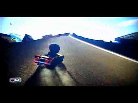 Everpines Otomobil Yarışçısı