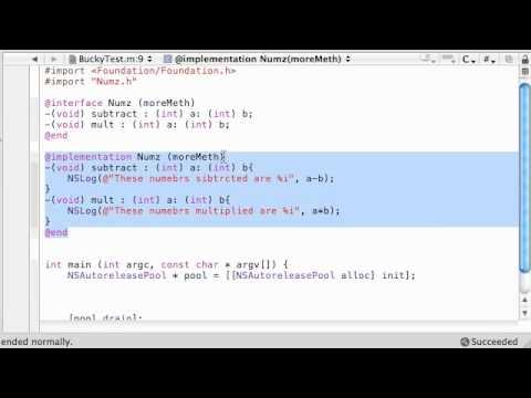 Amaç C Programlama Eğitimi - 48 - Kategoriler