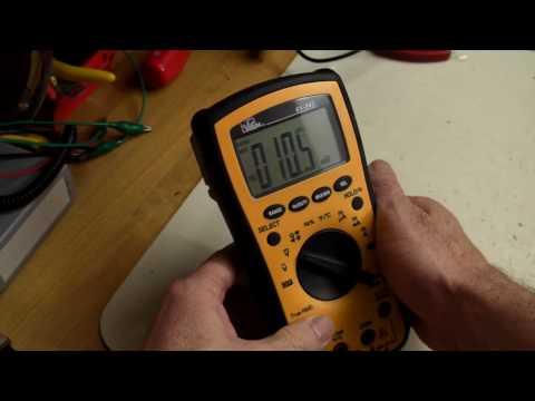 Ürün Tasarımı Başarısız - Ideal Multimetre