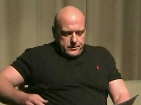 Kötü Audition Tape - Dean Norris Kırma