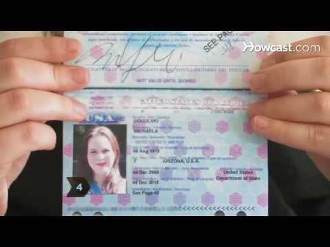 Nasıl Bir Kayıp Ya Da Çalıntı Pasaport Yerine
